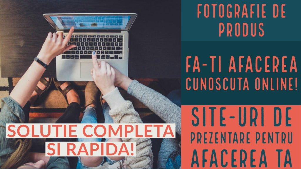 Realizăm site-uri web Focșani Vrancea – site-uri de prezentare Focșani
